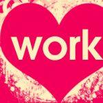 amare il lavoro