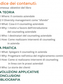 Il Counseling Aziendale